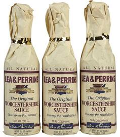 Lea Perrins Worcestershire Sauce