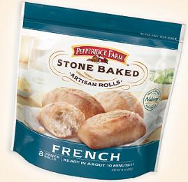 Pepperidge Farm Stone Baked Bread $.50 off Pepperidge Farm Stone Baked Bread Coupon