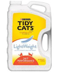Purina Tidy Cats Lightweight cat litter $3 off Purina Tidy Cats Lightweight Cat Litter Coupon