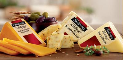 Sargento Tastings Cheese
