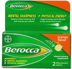 Berocca Effervescent Tablets Berocca Effervescent Tablets for $.69 at Target