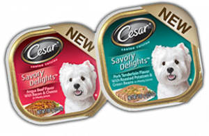 Cesar tray entrees 300x196 Buy 3 CESAR Tray Entrees and Get One FREE Coupon