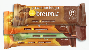 Genisoy Bars $1 off Genisoy Powders, Bars & Crisps Coupon