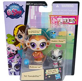 LITTLEST PET SHOP PET PAWSABILITIES Toy Littlest Pet Shop Pet Pawsabilities Toys for $2 at Target