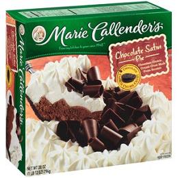 Marie Callenders Frozen Dessert Pie $.75 off Marie Callenders Frozen Dessert Pie Coupon