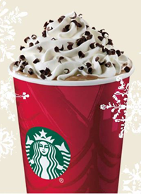 Peppermint Mocha Starbucks: Half Off ANY Peppermint Mocha Coffee Drink (Today Only)