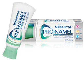 photo about Sensodyne Printable Coupon identified as Sensodyne Pronamel Toothpaste for $.99 at CVS - Hunt4Freebies