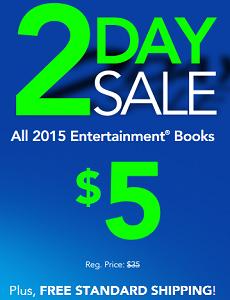 2015 Entertainment Book