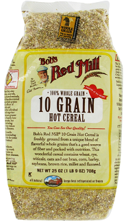 Bobs Red Mill Hot Cereal