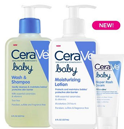 CeraVe Baby Products