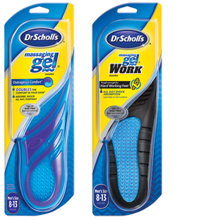 dr scholls gel insoles coupons