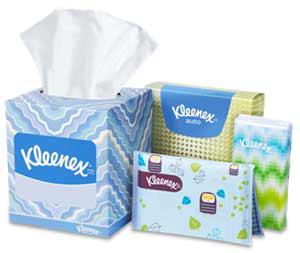 Kleenex-Products