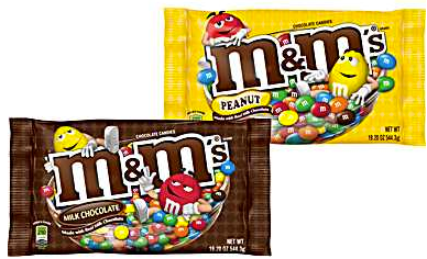 MM Chocolate Candies