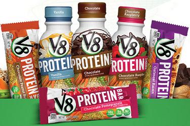 V8 Protein Shake