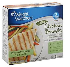 Weight Watchers Chicken Breasts