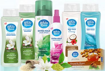 White Rain Products