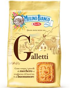 Barilla Mulino Bianco Cookies