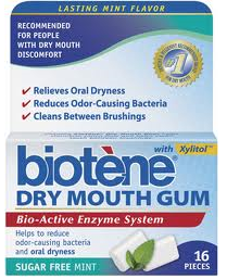 Biotene Dry Mouth Gum 2