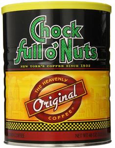 Chock Full ONuts Coffee