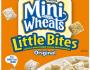 Kelloggs Frosted Mini-Wheats Little Bites