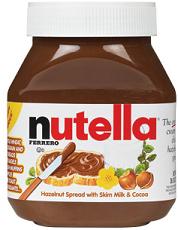 Nutella-Hazelnut-Spread