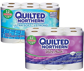 Staples: Quilted Northern Ultra Toilet Paper 12 Double Rolls for ... : coupons for quilted northern toilet paper - Adamdwight.com