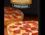 RED BARON Singles Pizza