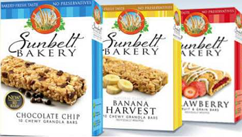 Sunbelt Bakery Product