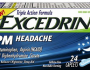 Excedrin PM Headache 24 Count