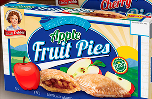 Little Debbie Family Pack of Fruit Pies