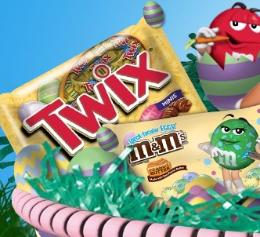 mars easter candy printable coupon
