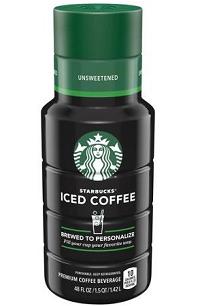 Starbucks Iced Coffee 48oz