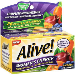 Alive-Multi-vitamin