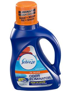 BOTTLE Febreze In-Wash Odor