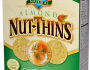 Blue Diamond Nut-Thins Boxes
