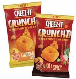 Cheez-It CHRUNCHD