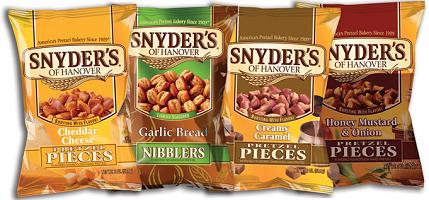 Snyders of Hanover Pretzels