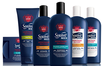Suave Men Heritage Edition Hair Care Product