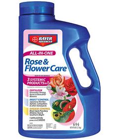 Bayer Advanced Rose Flower Care