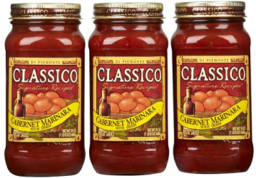 Classico Red Sauce Products