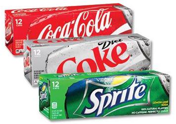 Coca-Cola-Products