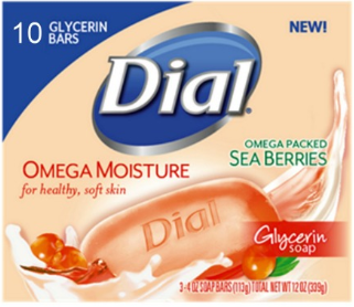 Dial Bar Soap 10-Pack