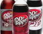 Dr Pepper 2-liter bottles