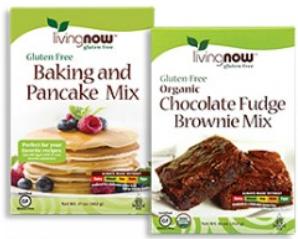 Living Now Gluten-Free Baking Mix