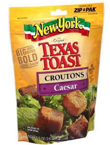New York Brand Texas Toast Croutons