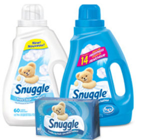 graphic about Snuggle Coupons Printable identify $0.50 off Snuggle Item Coupon - Hunt4Freebies