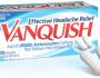 Vanquish Headache Relief Product