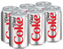 Diet Coke 6 Pack