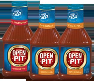 Open-Pit-BBQ-Sauces