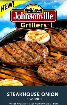 Johnsonville Steakhouse Onion Grillers